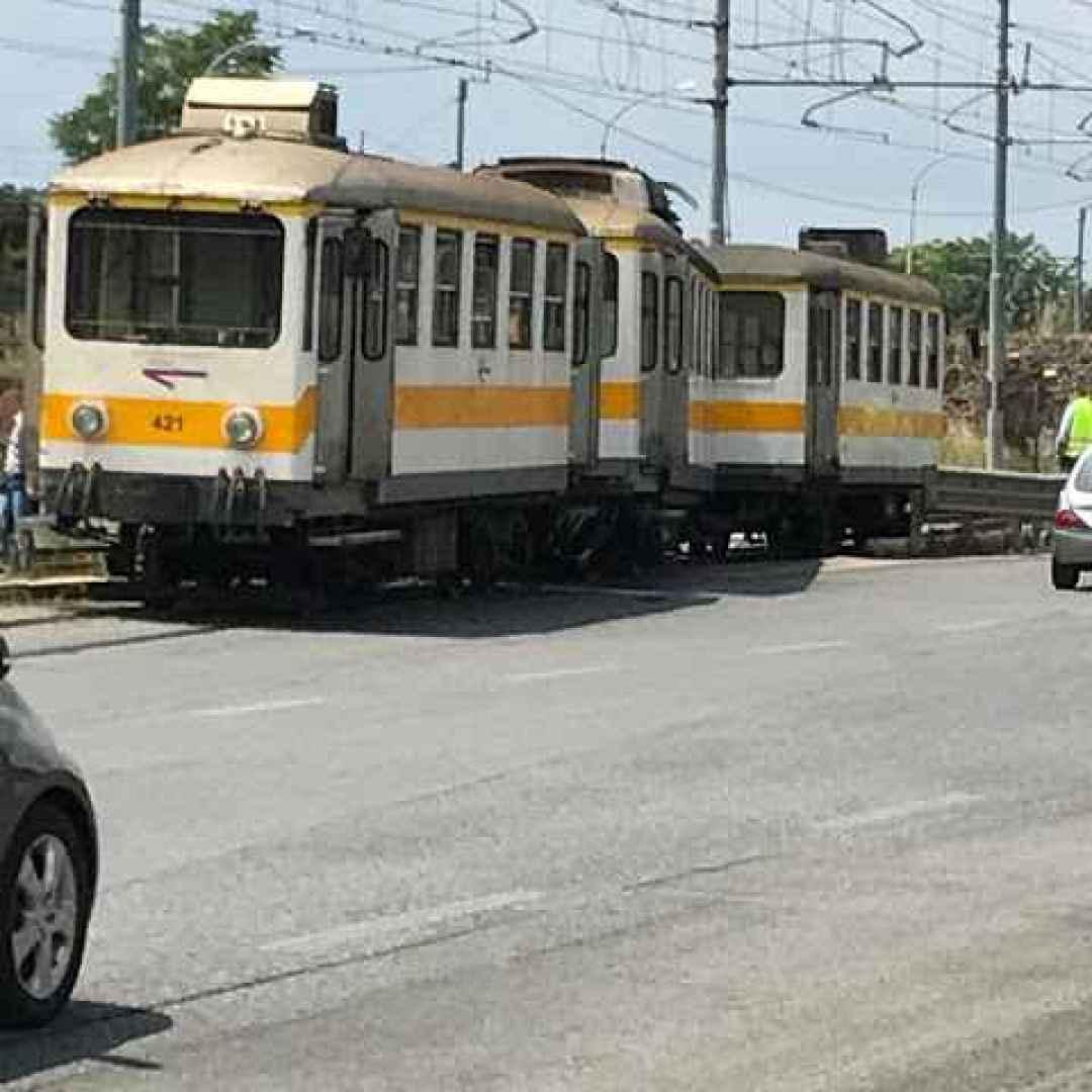 Treno Termini Centocelle Roma