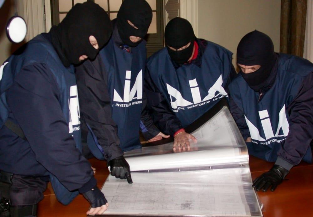La DIA direzione investigativa antimafia