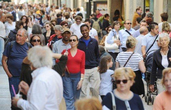 Turisti in Italia, turismo