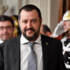 Matteo Salvini ministro interni