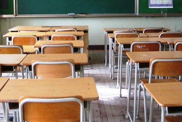 I banchi di scuola