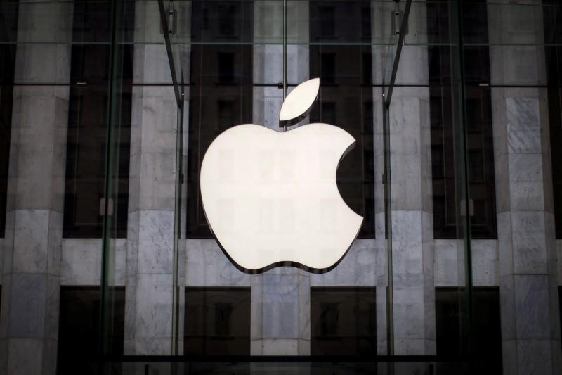 Il logo Apple