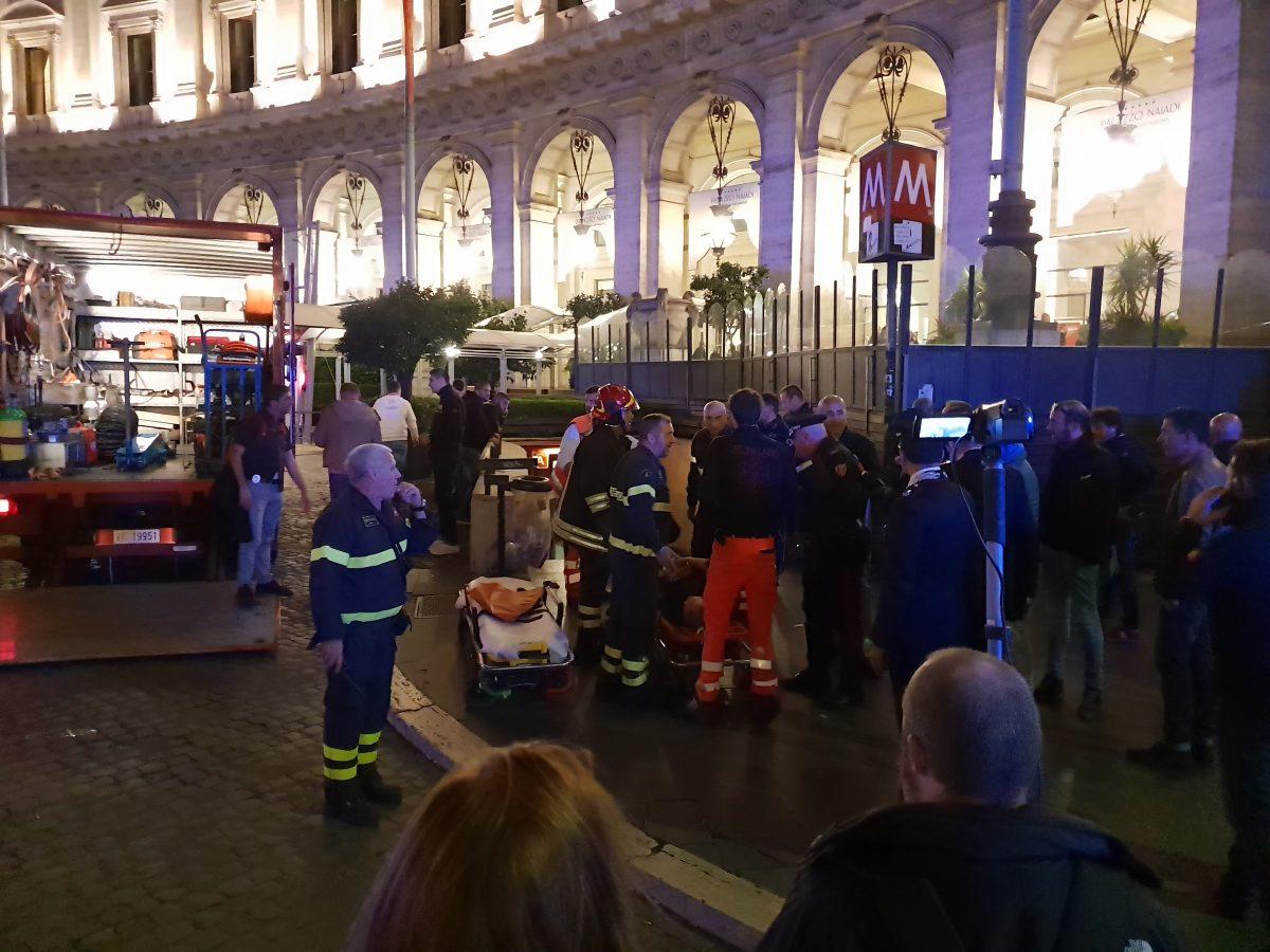 9e896827b5 METRO ROMA Il Campidoglio risponde alle critiche sulla manutenzione ...