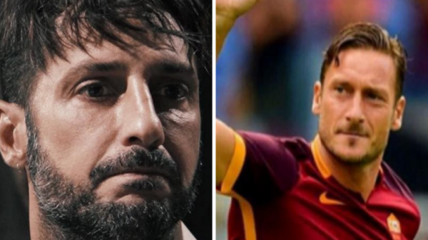 Corona chiede scusa a Totti