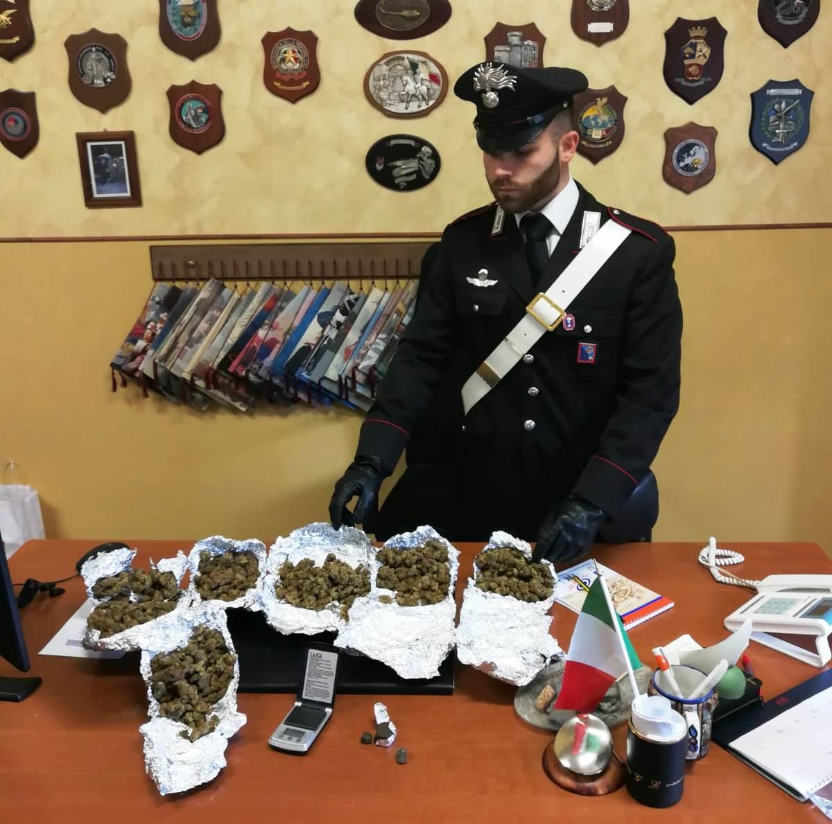 Carabinieri in azione a Roma Nord contro lo spaccio