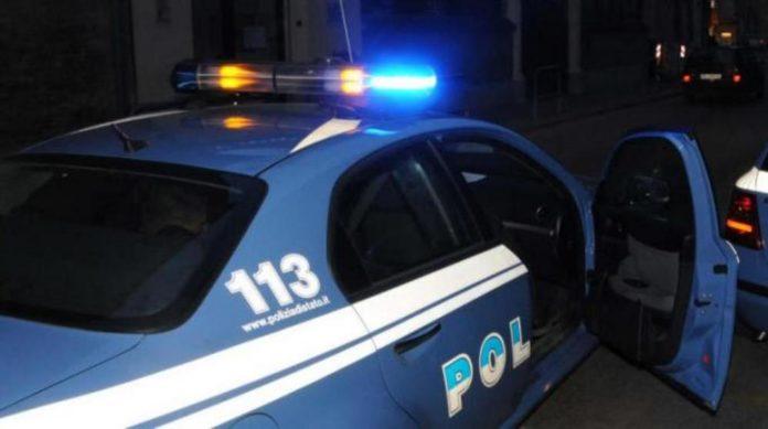 Polizia di Stato a Roma, arresto ladro