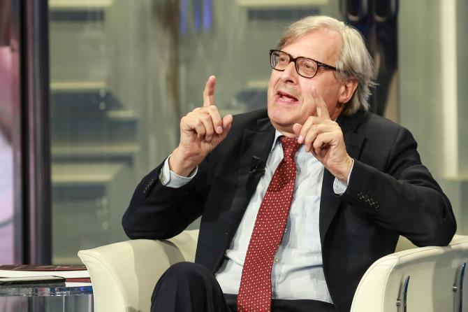 Vittorio Sgarbi, politico e critico d'arte
