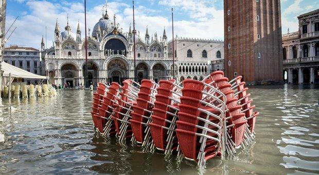 Venezia peggiorano le previsioni