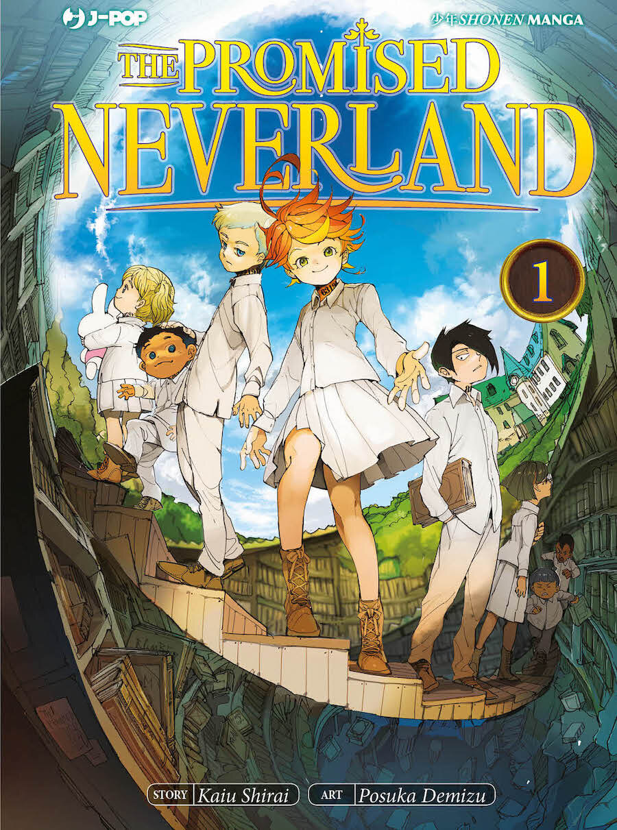 Recensione Anime The Promised Neverland