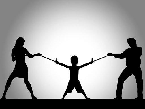 Genitori separati o divorziati