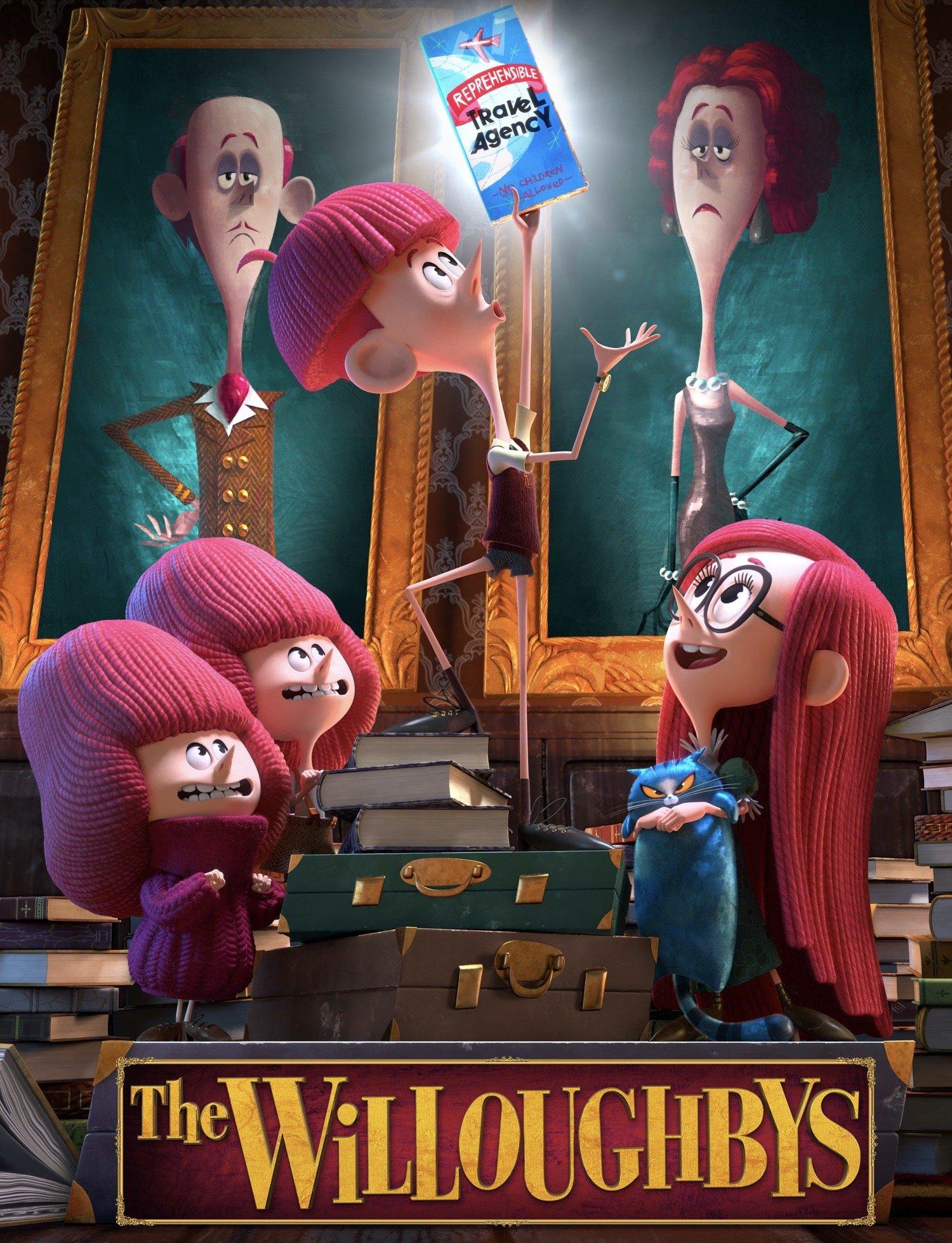 RECENSIONE FILM La Famiglia Willoughby
