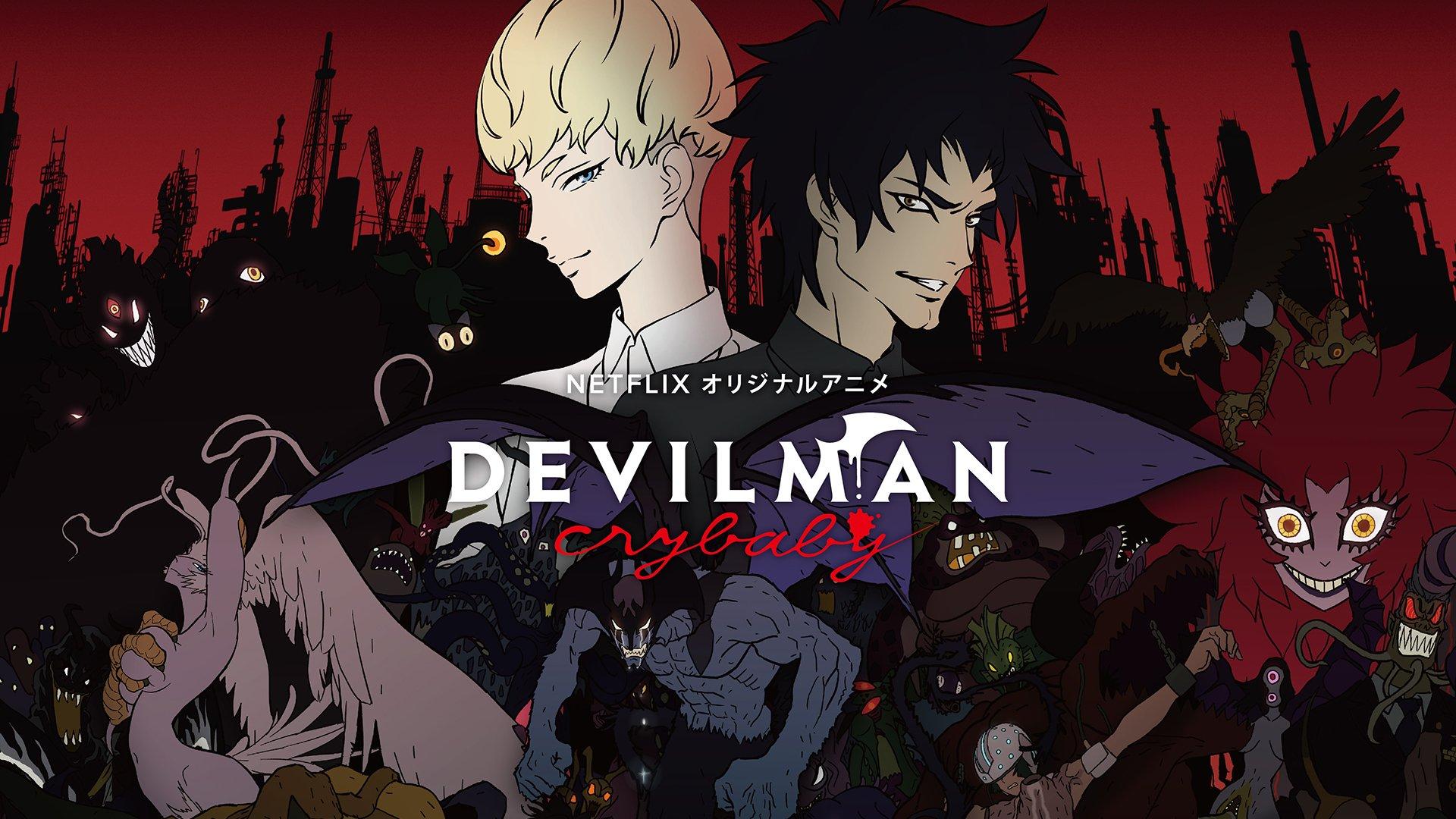 RECENSIONE Anime Devilman Crybaby