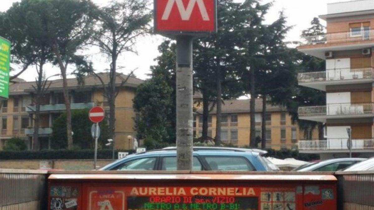 Roma domani riapre Metro Cornelia
