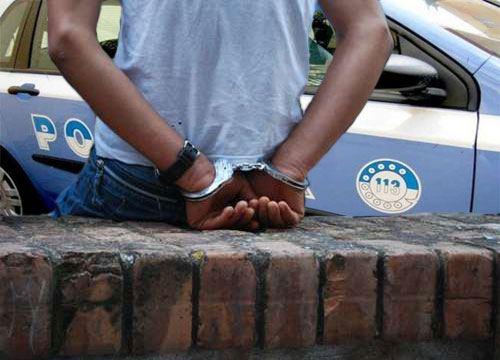roma senegalese arrestato