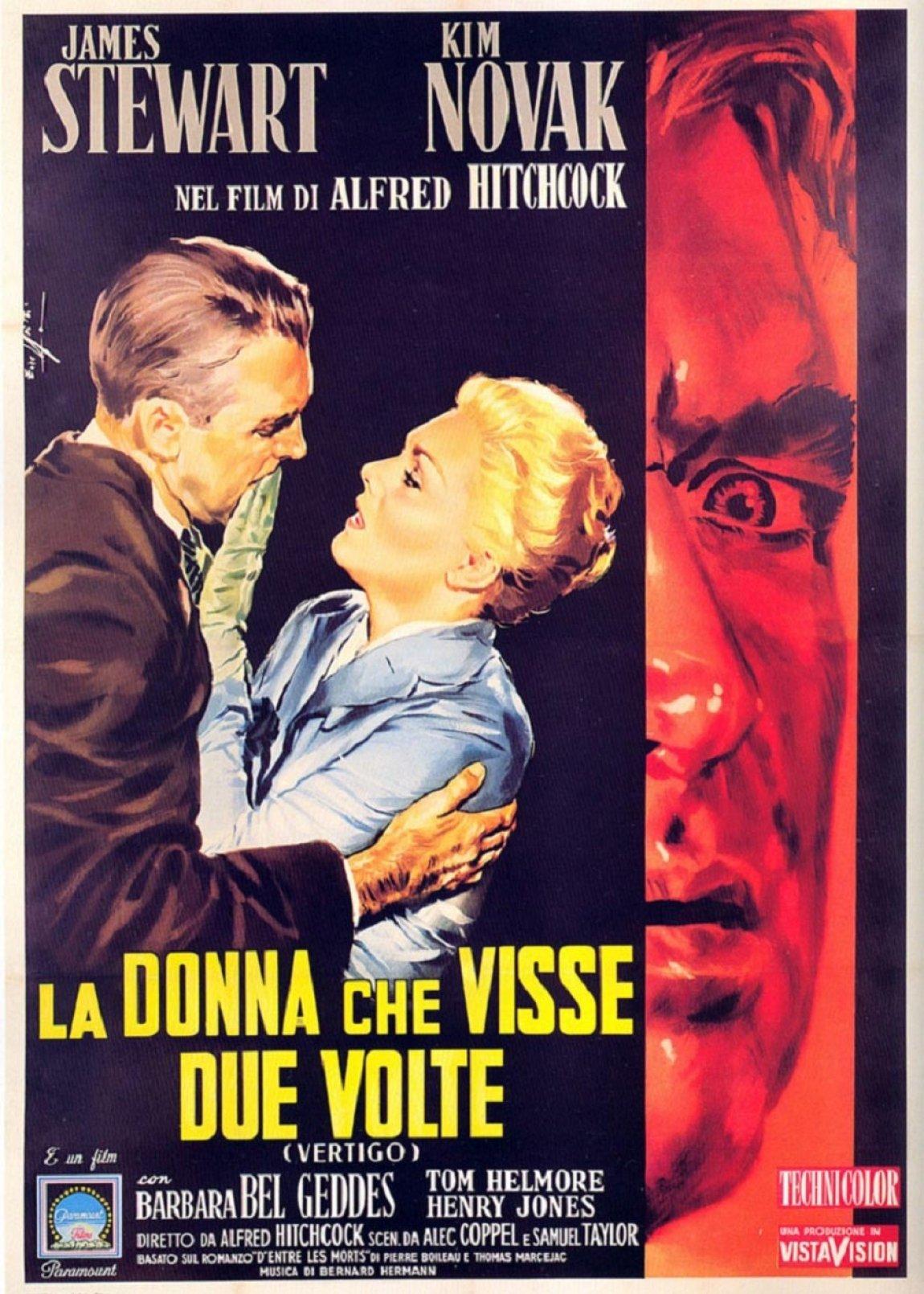RECENSIONE Film La Donna che visse due volte