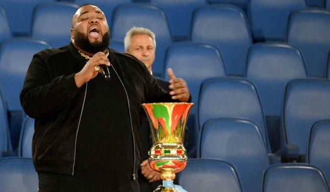 Coppa Italia Sergio Sylvestre chiarisce
