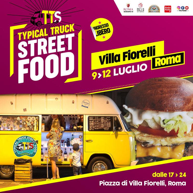 street food villa fiorelli