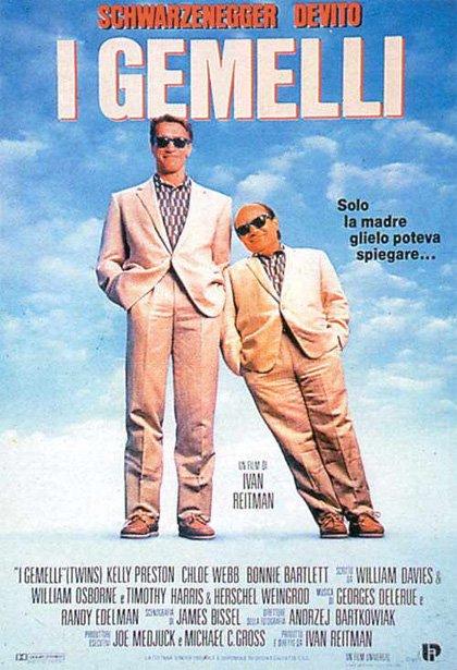 RECENSIONE FILM I Gemelli