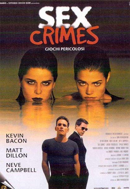 RECENSIONE FILM Sex Crimes - Giochi Pericolosi