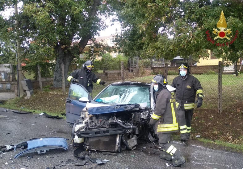 Brutto incidente stradale