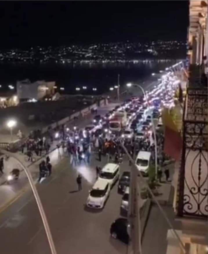 Napoli guerriglia