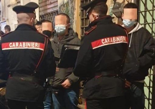 ROMA - Chiuso Bar Per Violazione Norma Anti-Covid19