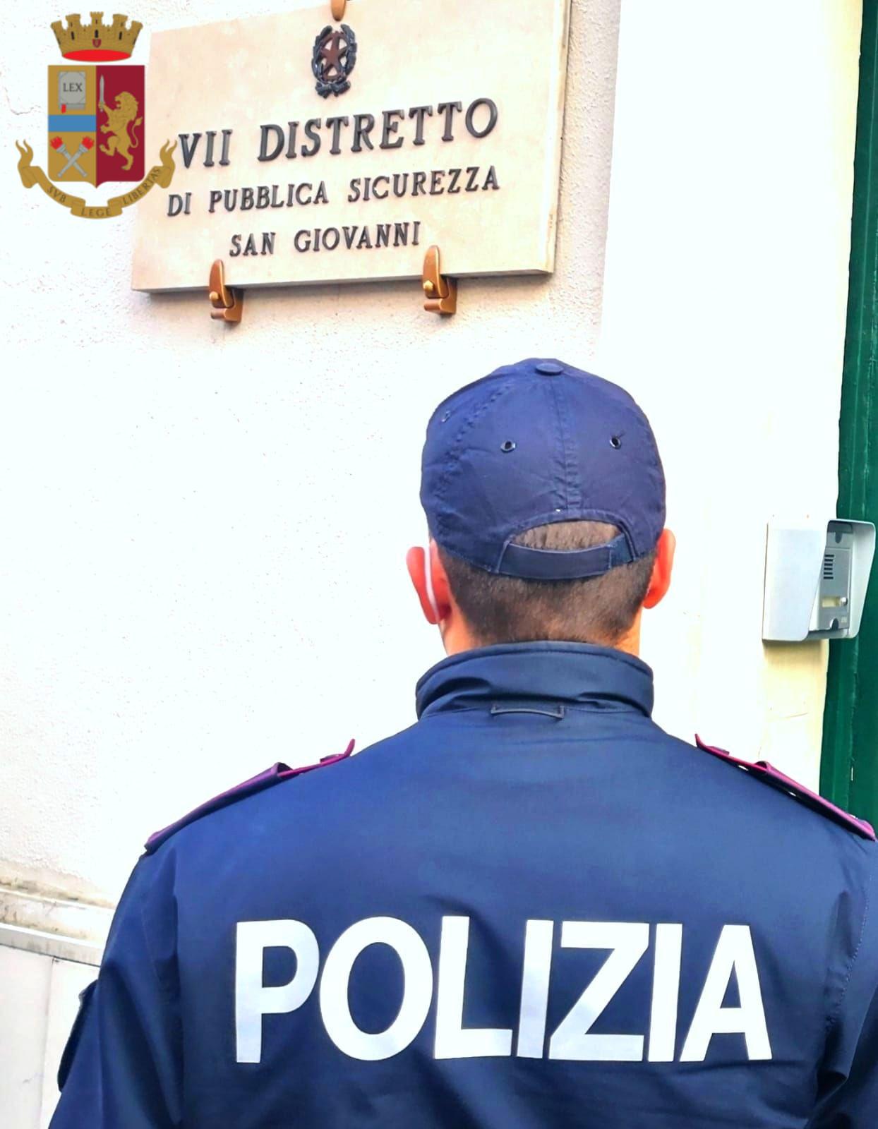 TUSCOLANO Blitz Della Polizia